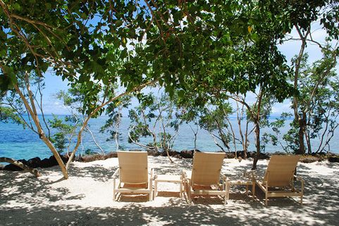 A summer resort you must check out in Bohol's Panglao Island