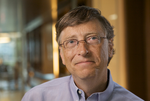 Bill Gates reportedly sneaks into country