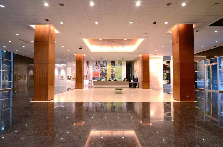 Ayala Museum Lobby