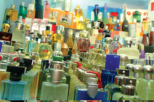How to start a perfume business