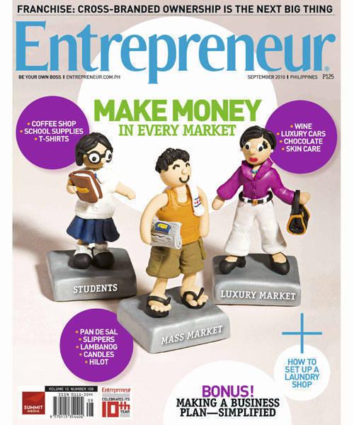 Entrepreneur 9/10 cover