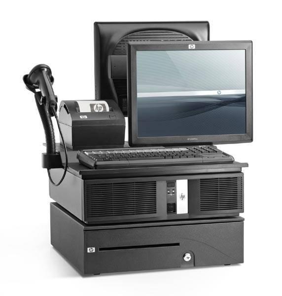 HP POS machine