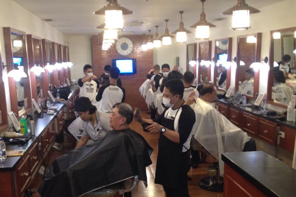 No-frills franchise opportunity from The Good Barber