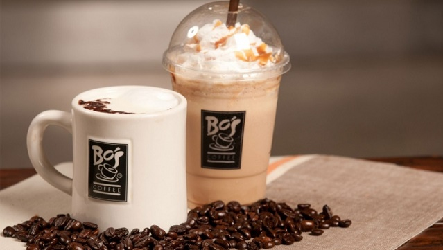 How homegrown Bo's Coffee competes with Starbucks