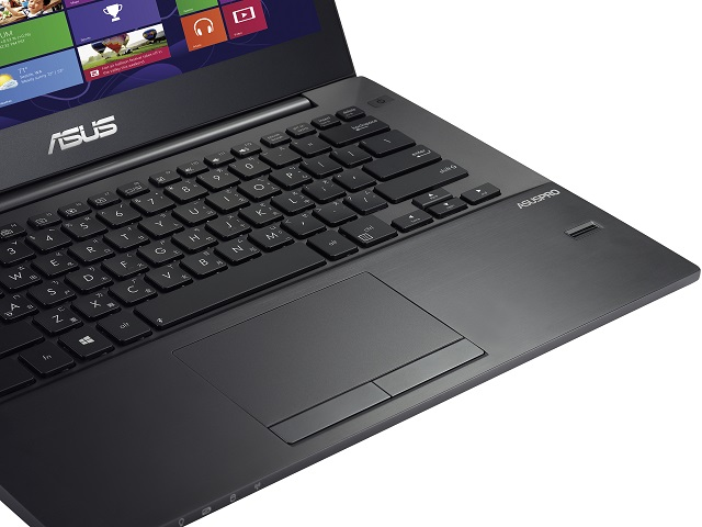BU 401LG touchpad