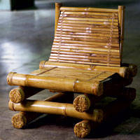How to make bamboo furniture