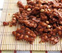 Food business idea: Peanut brittle
