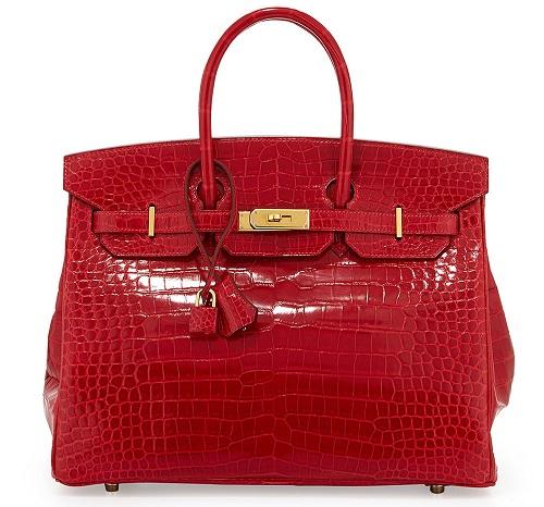 Expensive bag