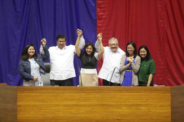 Leni Robredo proclamation