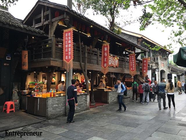 kuanzhangxianzi alley