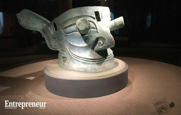Sanxingdui mask