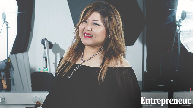 How Nena Perez started her own cosmetics line for Filipinas in the US
