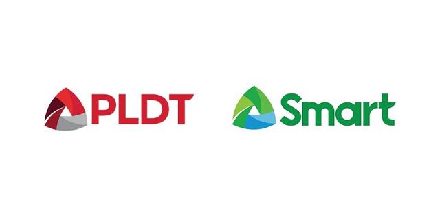 PLDT Smart new logos