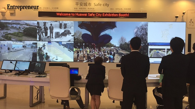 Huawei Safe City