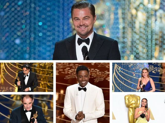 Oscar 2016 winners