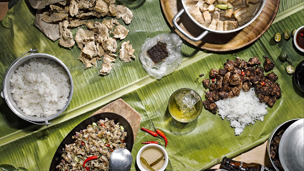 A push for Filipinos to love their own food