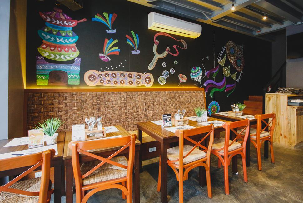 Modern Filipino food shines at Sangkap