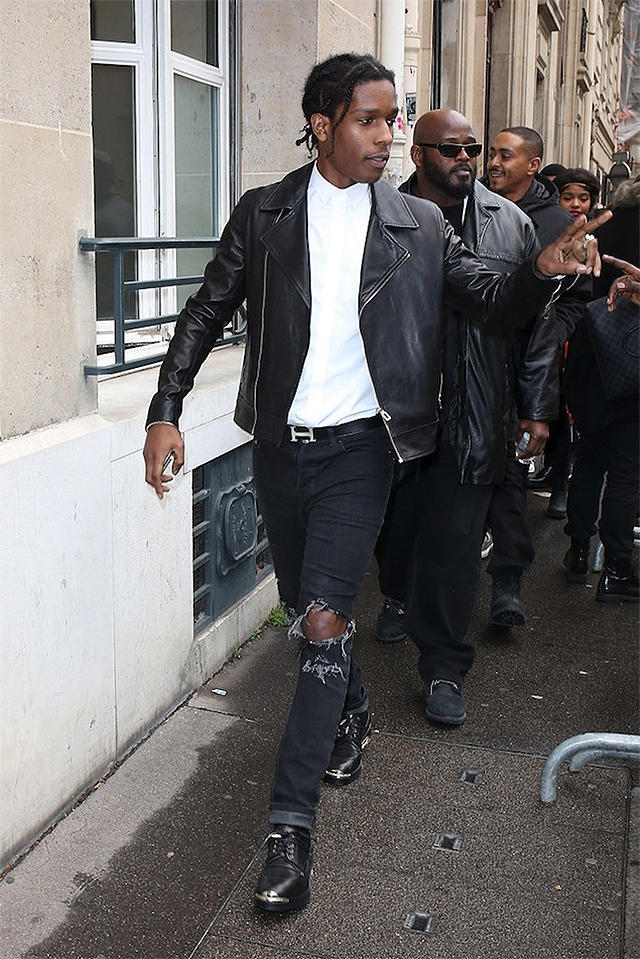 How To Wear A Leather Jacket Without Looking Like A Douche