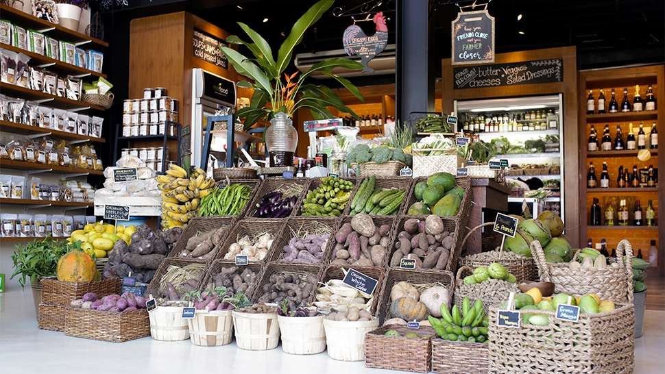 This Is Where You Should Buy Organic Food in Manila
