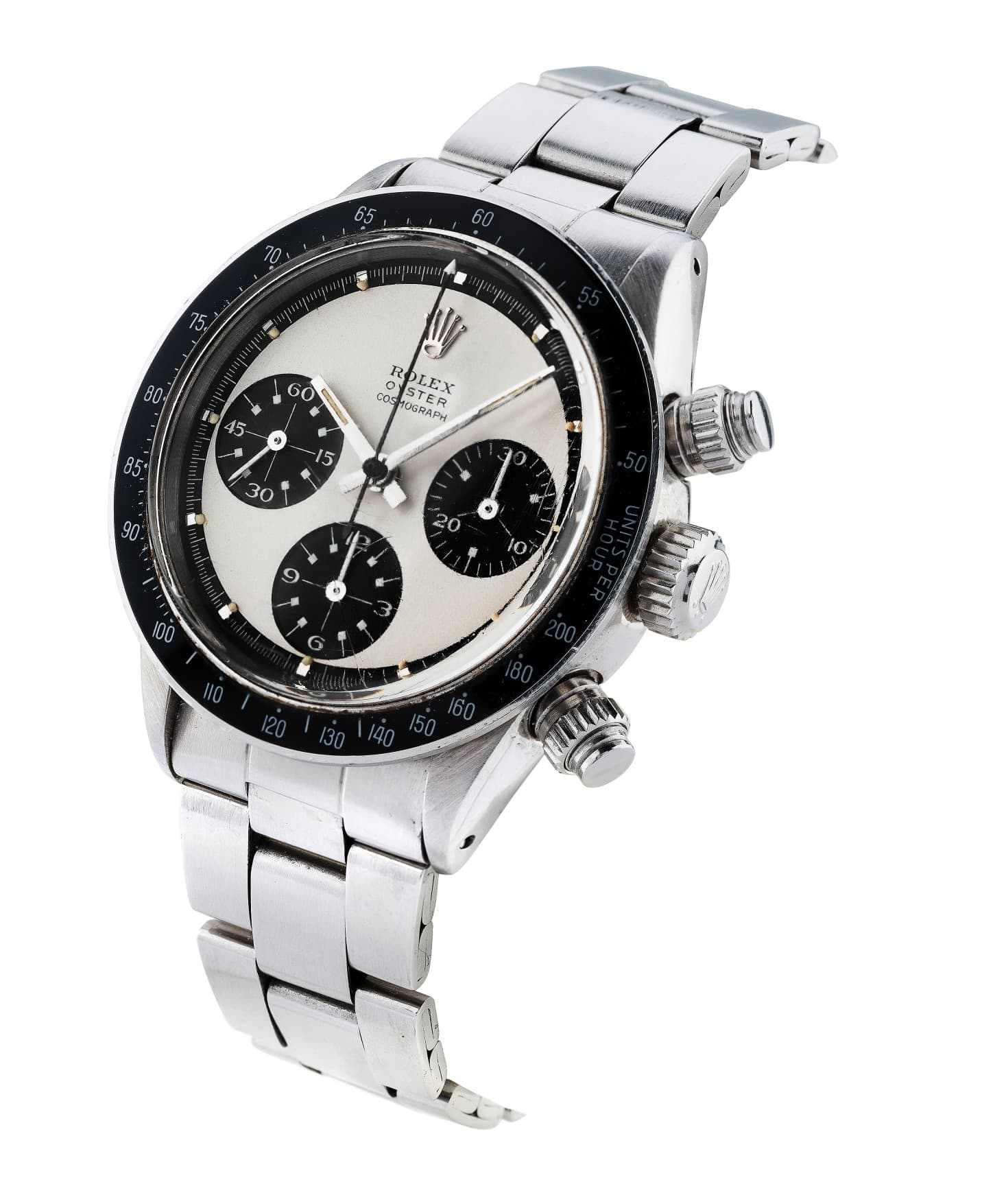 The Paul Newman Rolex Breaks PH Auction Record