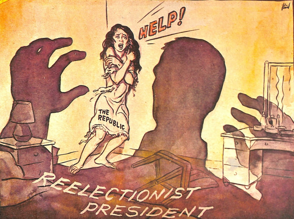 Look Back At The Philippine Free Press' Marcos-Era Editorial Cartoons 13
