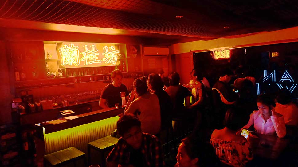 Image result for Lan Kwai Speakeasy