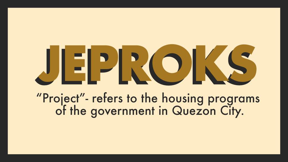 Slang for Filipino
