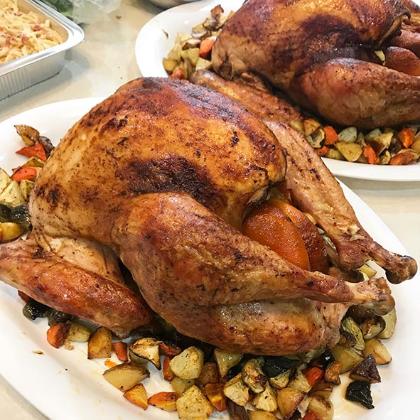 13 Places to Get Turkey This Christmas