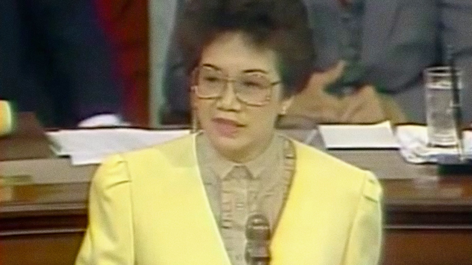 Dating pangulong corazon aquino leadership