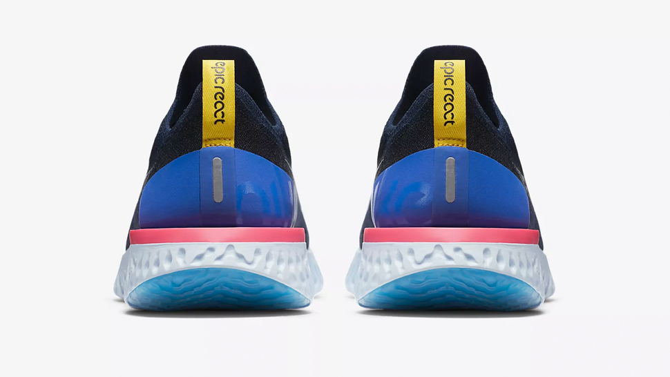 55d3377de10 The Nike Epic React Flyknit Answers The Adidas Ultra Boost