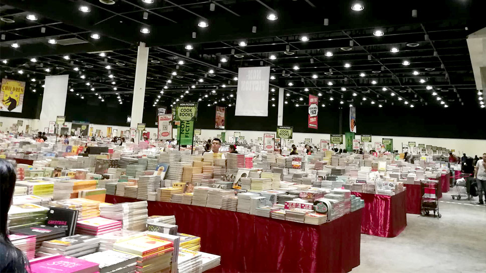 It S Everything From Children Books To Coffee Table At 60 80 Off And Is Known As One Of The World Biggest International Book Fairs
