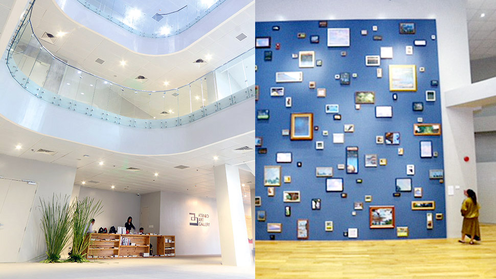 Heres A Look At The Newly Opened Ateneo Art Gallery