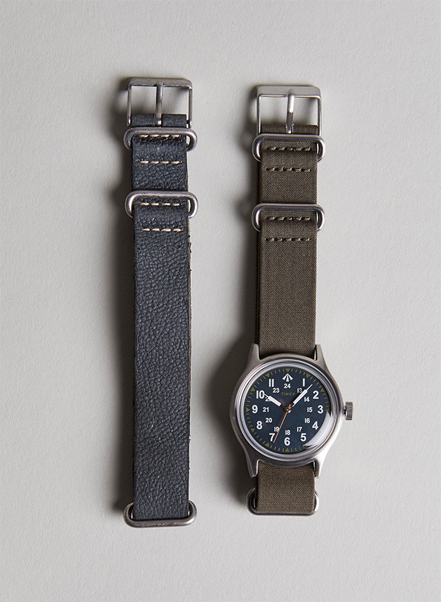 bb989b877284 Nigel Cabourn x Timex is Releasing in Manila This Weekend