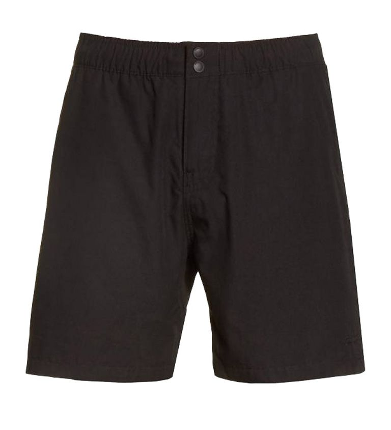 12570143ef5 12| Saturdays NYC Trent Swim Trunks A black pair you can keep in rotation  for years to come.