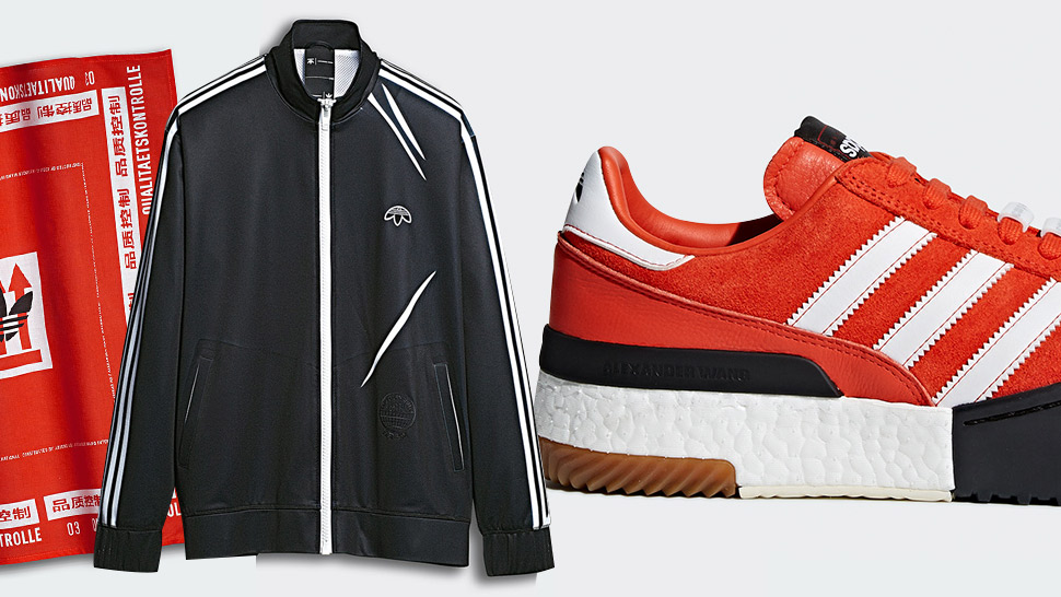 Adidas Originals by Alexander Wang Is What You Want To Wear If You Want To  Be Cool b2de08c65697