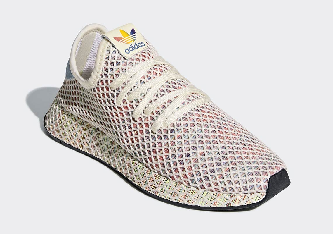 873f0d1daa155 The Adidas  Pride  Pack Makes Soft Pastels Loud and Proud
