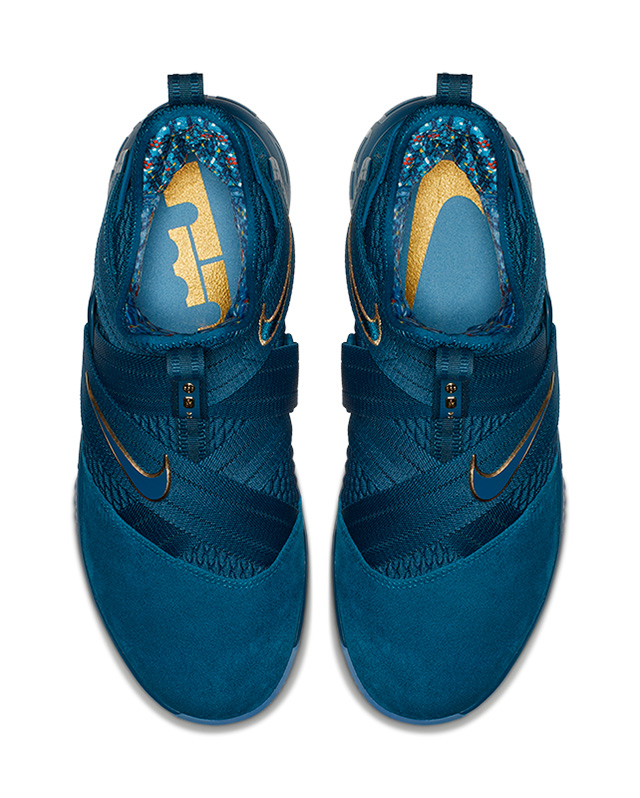 pretty nice 453ce a2700 Check Out The Philippines-Themed Lebron Soldiers