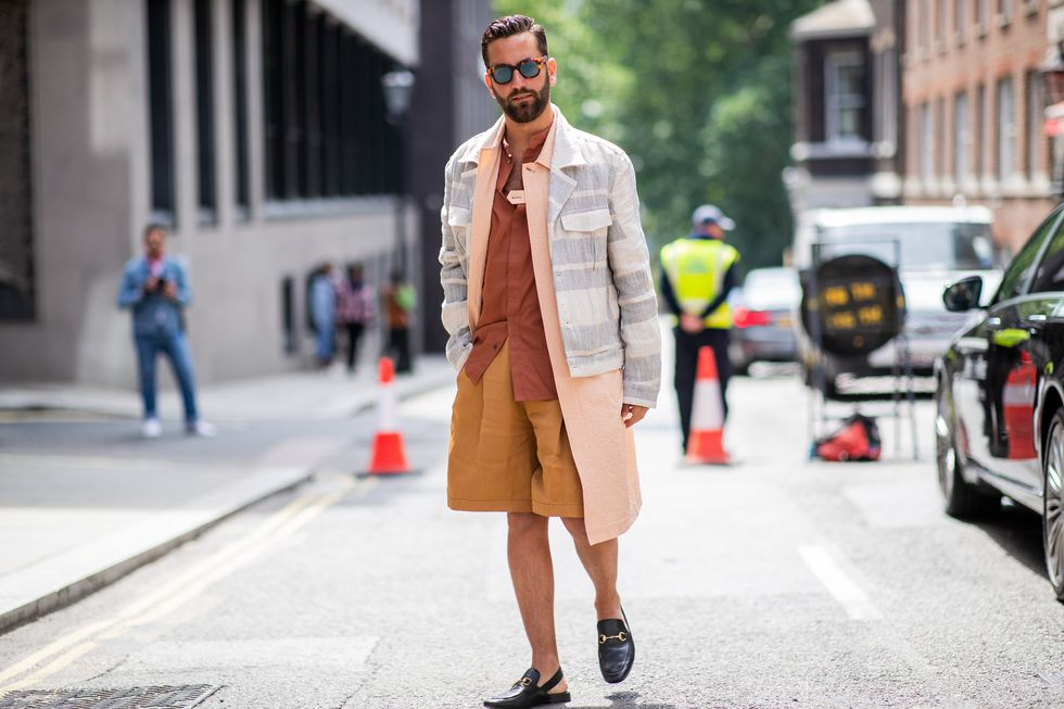 The Best Street Style From London Fashion Week Men S Spring Summer 2019