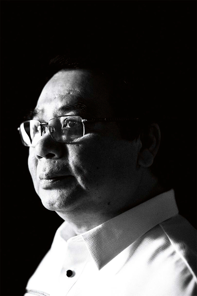 """""""In Martial Law, there's no dialogue. Either shut up or you go to jail.""""-Neri Colmenares 1"""