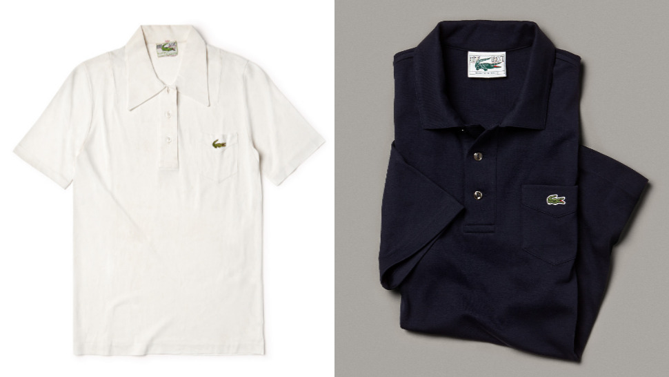 11e8d5e1b The Lacoste Polo Shirt Is 85 Years Old