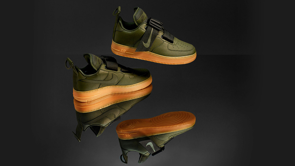 detailed look 911ec 9d58b The New Nike Air Force 1 Utility and NBA Pack Are Here