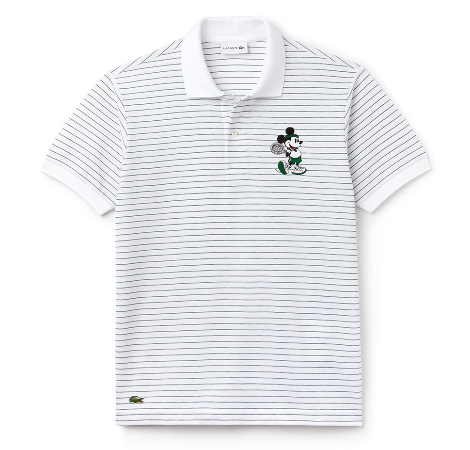 3938381a5 Lacoste, your favorite polo shirt-maker, presents an almost 30-piece  capsule collection that combines nostalgia and French flair.