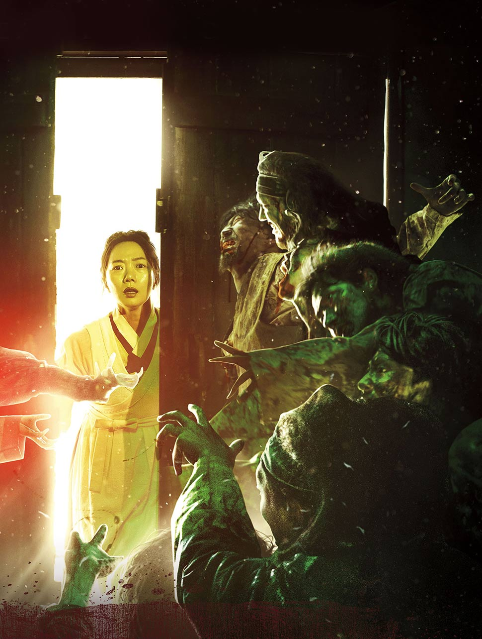 Kingdom Netflix S Korean Zombie Series Is About Hunger
