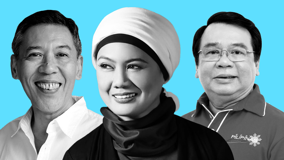 here are the 5 most tweeted about candidates from gma s senatorial debates
