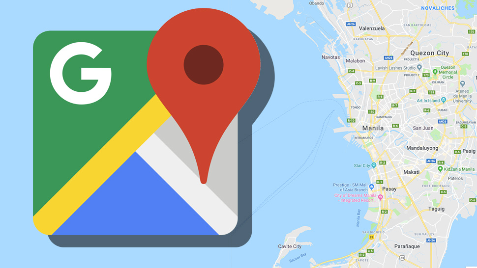 Google Maps on EsquireMag.ph