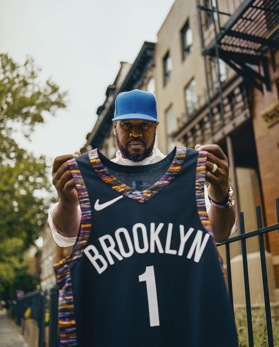 huge discount 0810e c3423 Nike and NBA's Notorious B.I.G Jersey