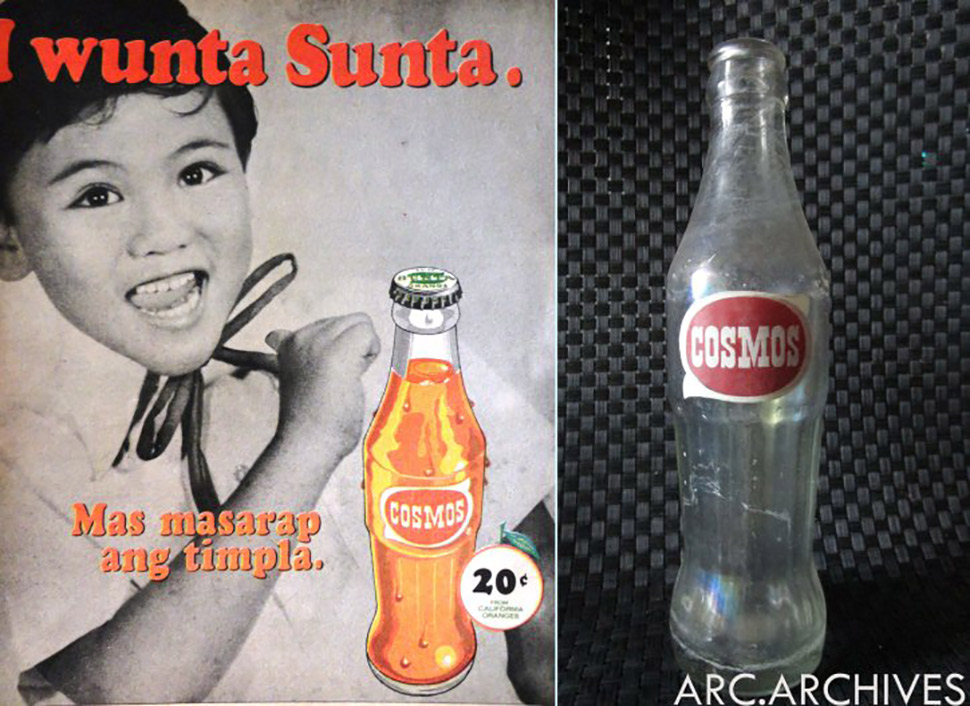 Vintage Soft Drinks That Were Popular in the Philippines