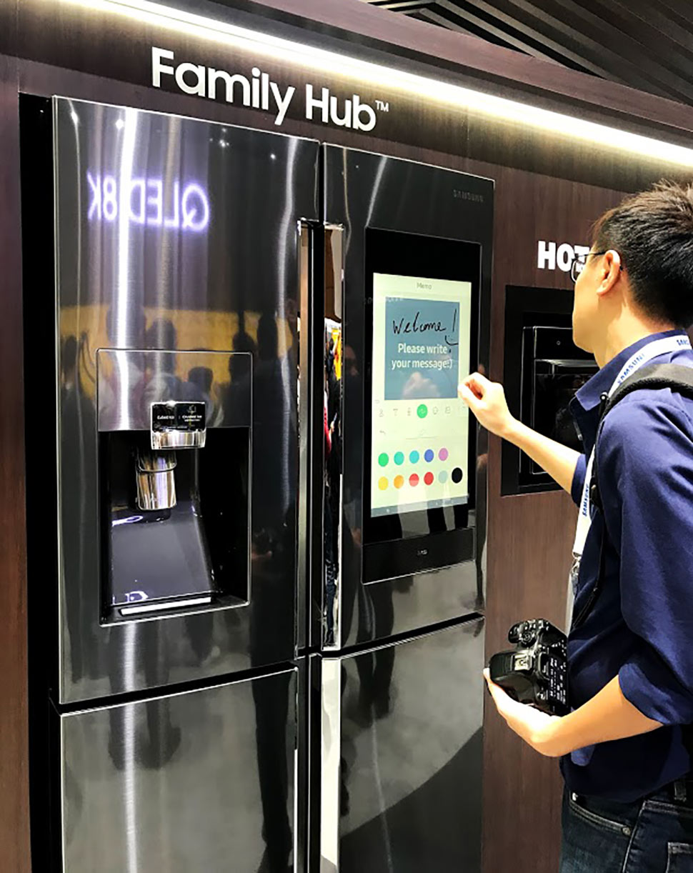 Samsung Forum 2019 in Singapore