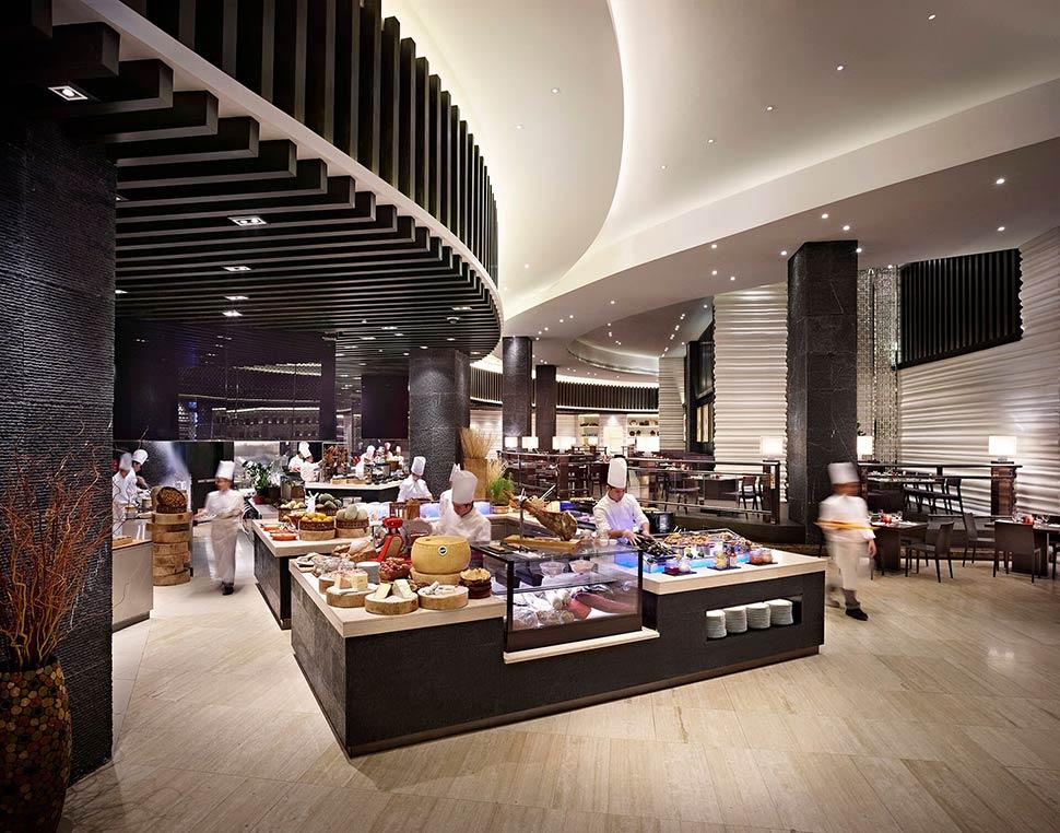 Best Hotel Buffets in Metro Manila
