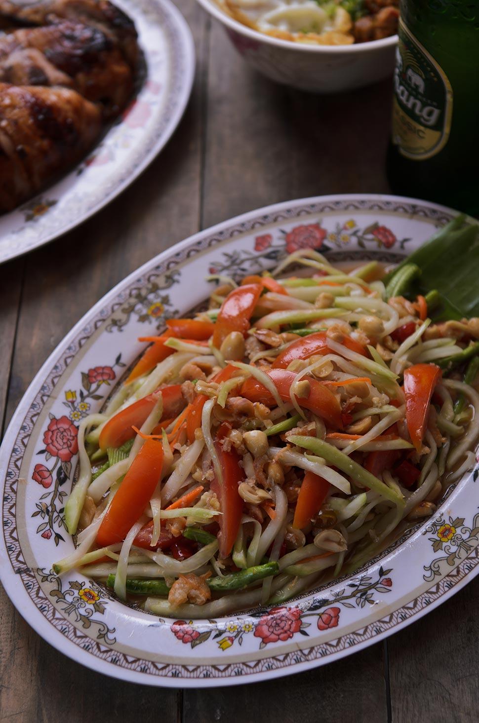 Khao Khai Thai Chicken House Opens in Poblacion